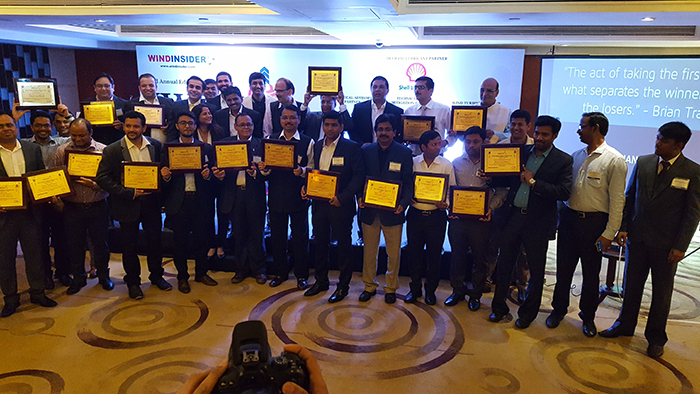 Indian Wind Energy Forum Excellence Awards