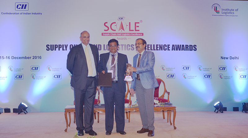 CII recognizes BCT as the 'Technology Solution Provider for Logistics'