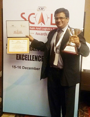 CII recognizes BCT as the 'Technology Solution Provider for Logistics